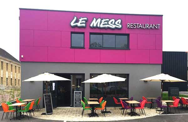 Restaurant le Mess